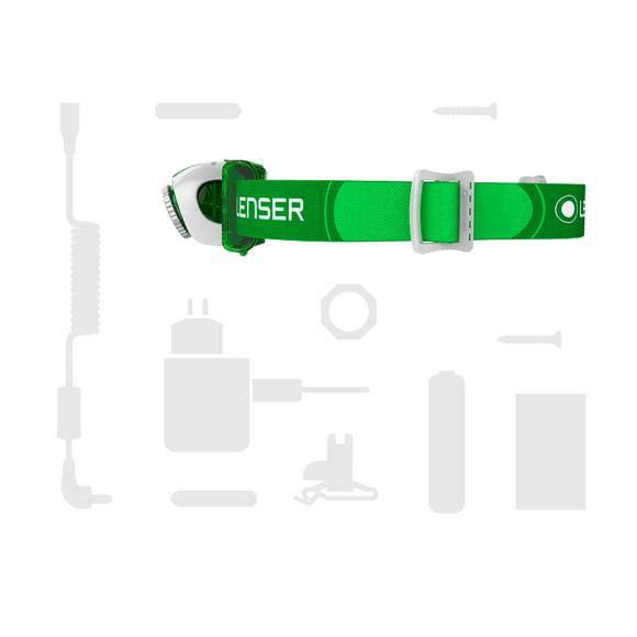 SEO3 Ledlenser naglavna svjetiljka