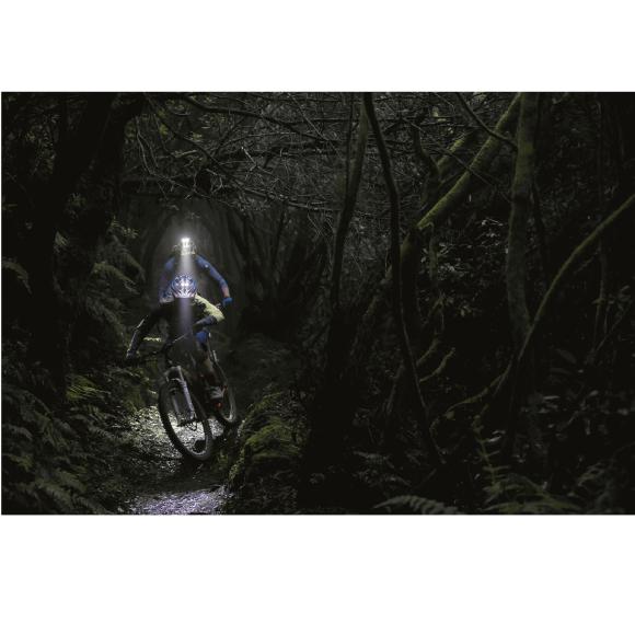 XEO19R Ledlenser naglavna svjetiljka s dodacima