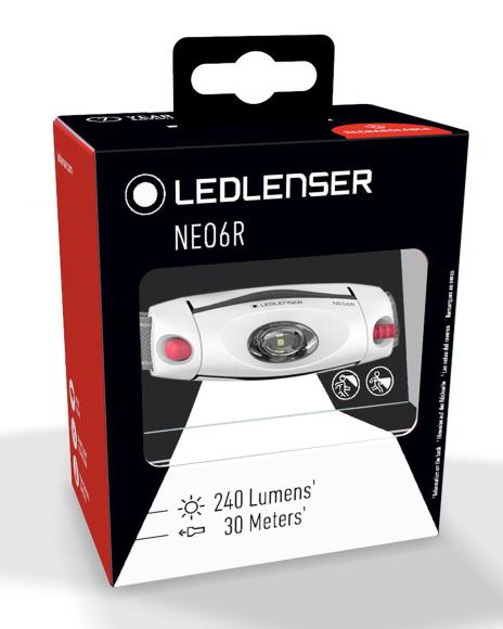 NEO6R Ledlenser naglavna svjetiljka