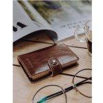 Ledlenser LITE WALLET, boja smeđa, vintage