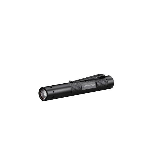 Ledlenser P2R Core Crna ručna svjetiljka