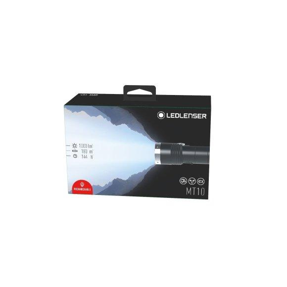 Ledlenser MT10 ručna svjetiljka punjiva, kutija