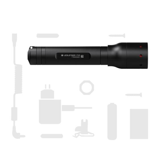 Ledlenser P5R ručna svjetiljka punjiva, kutija