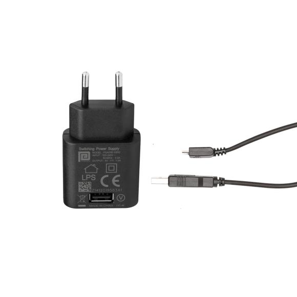 Ledlenser USB kabel s EU adapterom